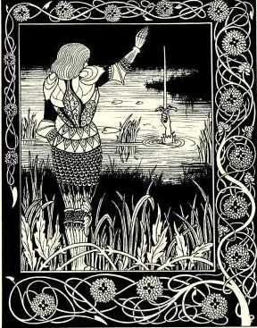 Picture - Beardsley: Excalibur